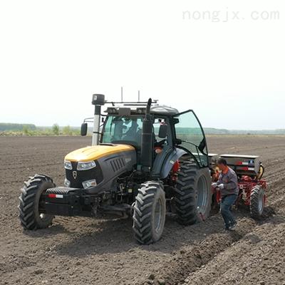 丰疆智能1804大型农用耕地旱地轮式拖拉机