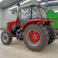 农用大马力四驱轮式拖拉机