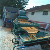 小型玉米筛选机 饲料厂粮食清选机