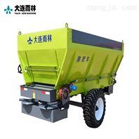 雨林8方施肥车湿粪撒肥机拖拉机带的撒粪机