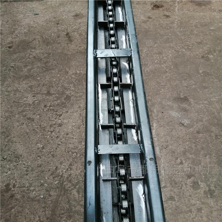 单板链粉剂刮板输送机,菜籽入仓刮板送料机