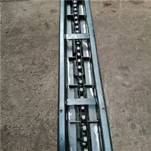 SG150T型鏈條式刮板輸送機,石灰粉刮板上料機