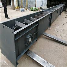 SG150定制鏈條爬坡機,環鏈式沙子刮板輸送機