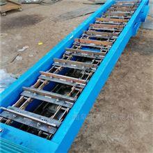 SG150糧食刮板輸送機,可轉彎鏈條刮板上料機