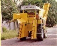 4GZ-140型甘蔗联合收割机