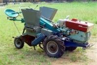 3ZFS-1型甘蔗中耕施肥培土机