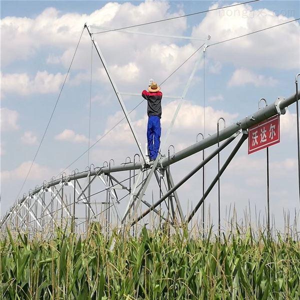 农田平移喷灌机