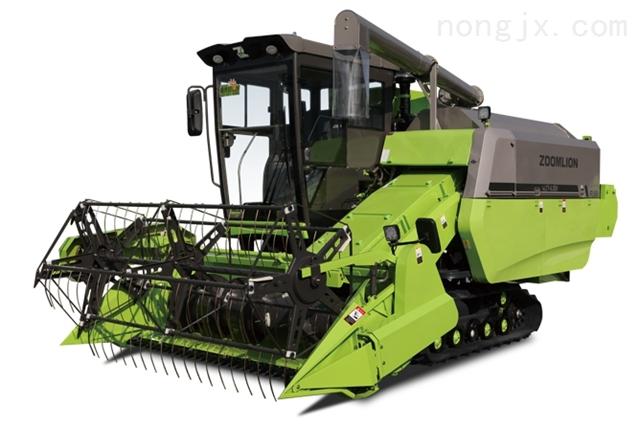 中联重科PL60(4LZT-6.0ZD)水稻收割机