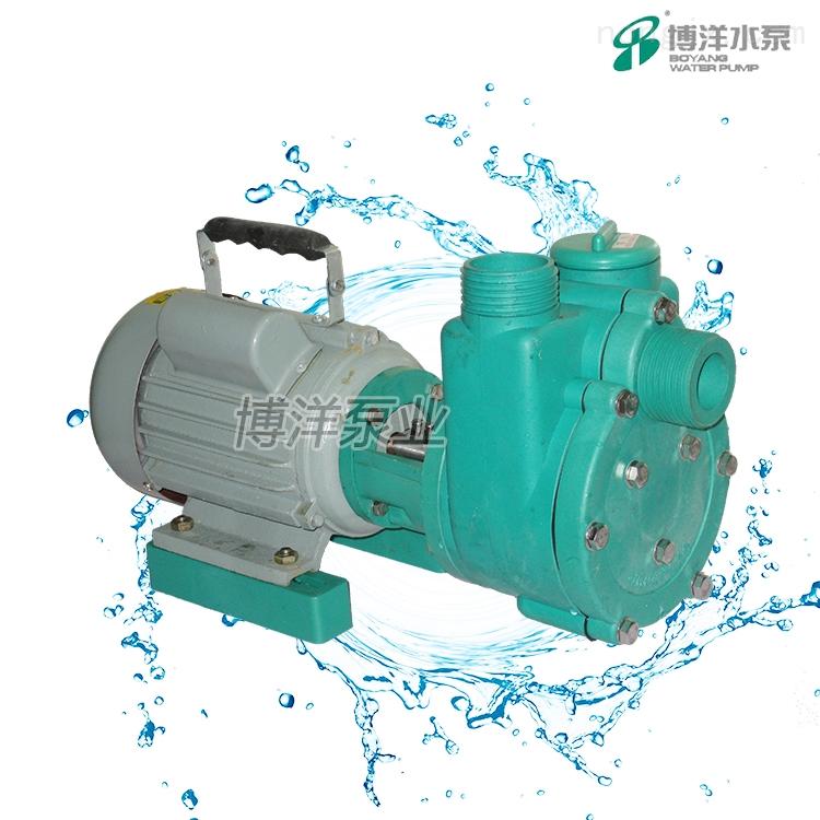 单吸直联式塑料离心泵