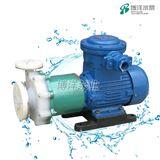 CQCQ工程塑料磁力驱动泵
