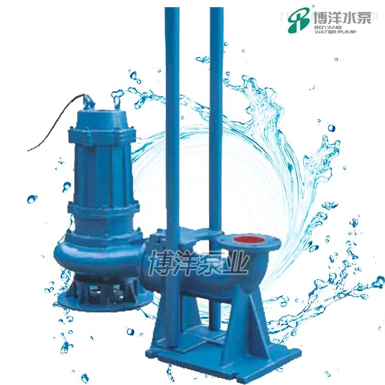LWB杂质污水涡流泵