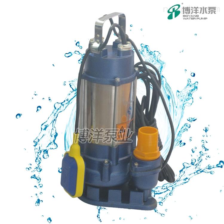 自动保护潜污泵