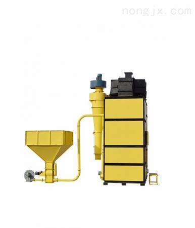 辰宇科技5L70秸秆粗糠环保悬浮热风炉