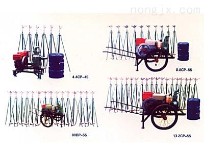华源CP型移管式喷灌机