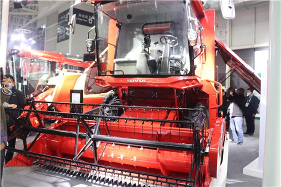 江西举办2021中部(江西)农业机械及零部件展览会