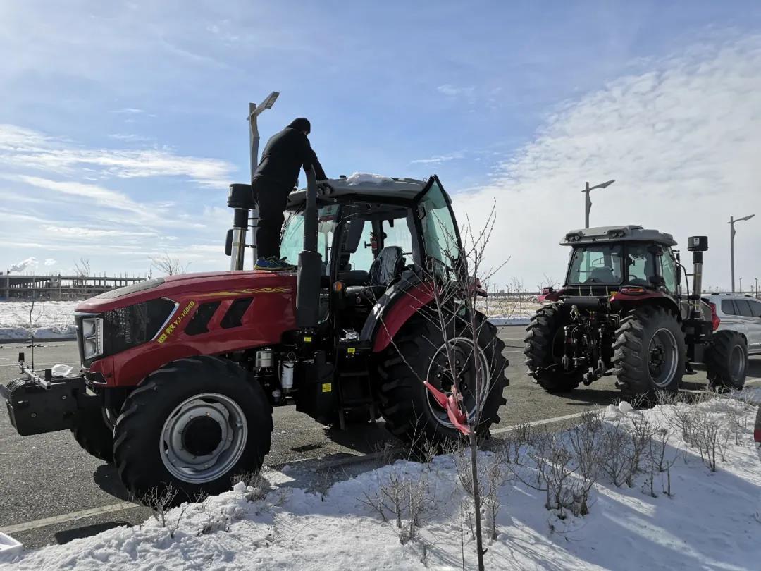 未来农业新模式是什么样的?司南导航助力精准农业发展进入快车道!