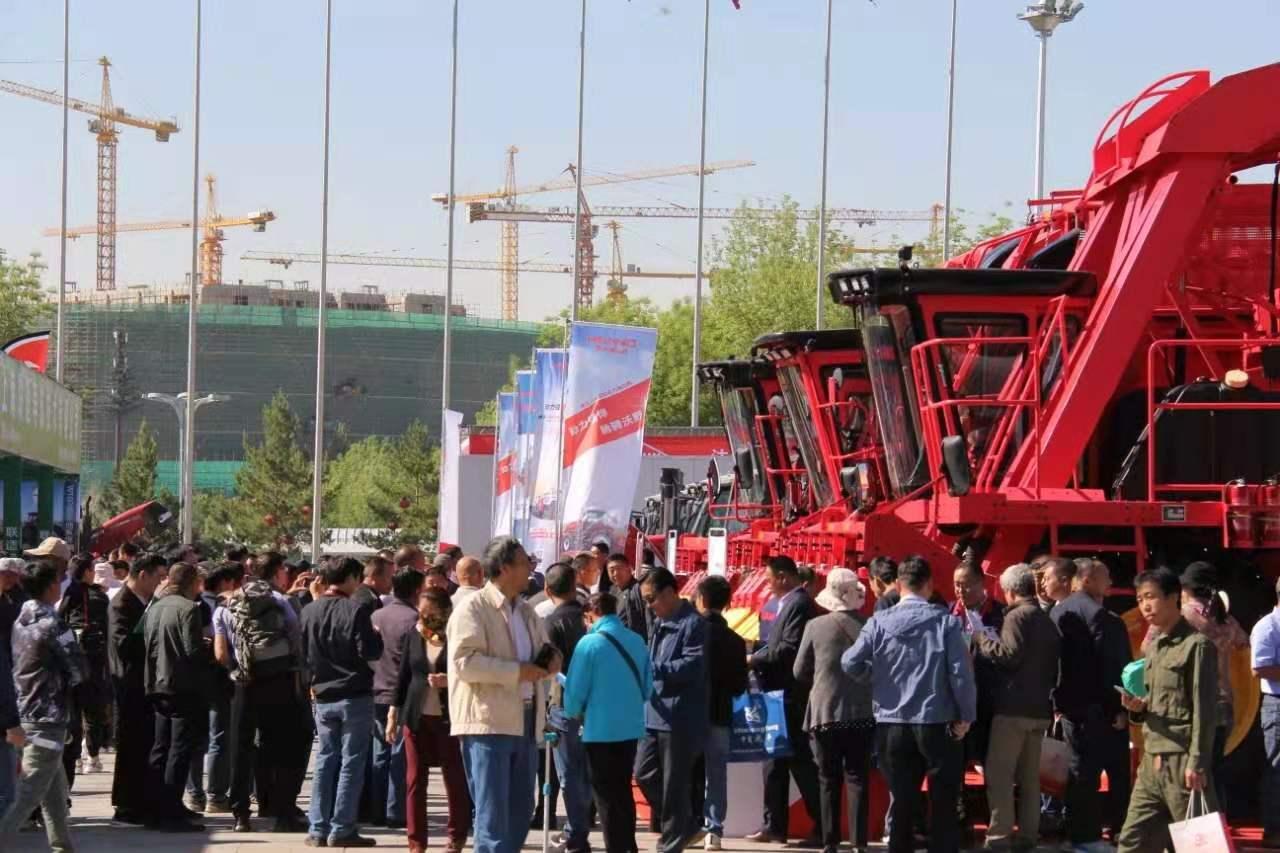 2021新疆農業機械博覽會延期至7月11-13日舉辦