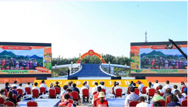 奏响丰收序曲 潍柴雷沃重工亮相中国农机品牌企业展