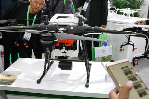 首批3家植保無人駕駛航空器企業獲得自愿性產品認證證書