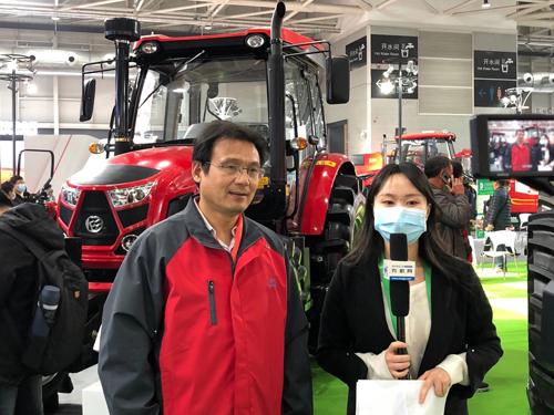 CIAME2020:专访常州东风农机集团副总许国明