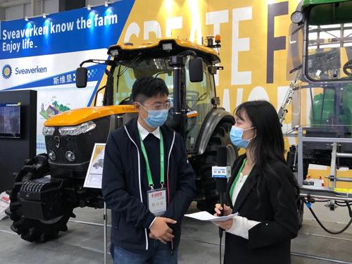 CIAME2020:专访丰疆智能高级副总裁姚远