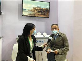 CIAME2020:专访司南导航董事长王永泉